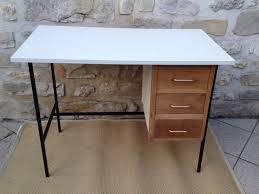 le ancienne de bureau ancien bureau ées 60 bois et blanc atelier darblay le meuble
