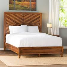 Mahogany Bed Frame Mahogany Beds You Ll Wayfair