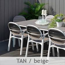 11 Piece Patio Dining Set - nardi alloro 11 piece patio furniture dining set extendable table