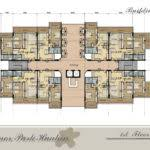 Typical Floor Plans Of Apartments Apartments Typical Floor Plan Ground Stilted Parking Building