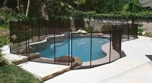 fence mesh pool fences 1 stunning pool fence phoenix fence pool