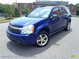 chevrolet equinox blue chevrolet equinox review and photos