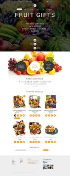 fruit gifts fruit gift baskets woocommerce theme