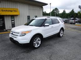 2012 Ford Exploer 4452 2012 Ford Explorer Memphis Truck Exchange Used Cars For