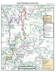 Libby Montana Map by Riding Areas U0026 Trails U2014 Lincoln County Snokat Club