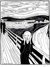 the scream was painted by the expressionist artist edvard munch in