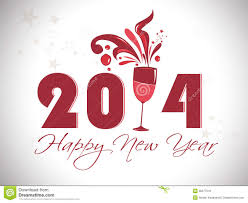 happy new years posters creative happy new year 2014 design with chagne glasses