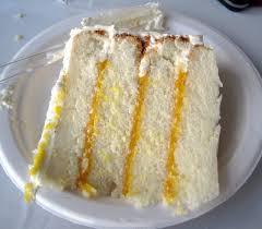 my food affair my first wedding cake