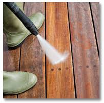 painting vs staining a deck choose the right choice