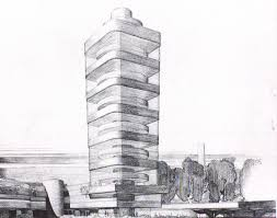 David Wright Architect by Gallery Of Ad Classics Sc Johnson Wax Research Tower Frank