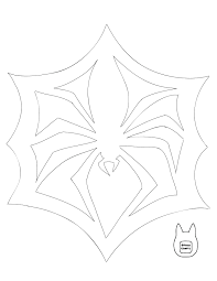 Halloween Craft Templates by Nightmare Before Christmas Crafts The Template Scissors A Hole
