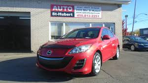 mazda 3 4x4 mazda 3 2010 rouge st hubert j3y 4j5 6943239 mazda 3 2010 for
