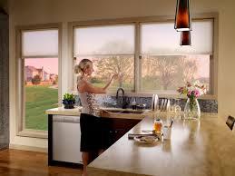 Kitchen Window Coverings Ideas by Kitchen Window Dressings Home Design Ideas