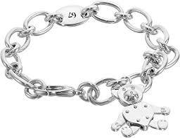 bracciali argento pomellato pomellato 67 bracciale argento it gioielli