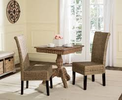 Rattan Dining Room Furniture by Sea8013a Set2 Dining Chairs Furniture By Safavieh