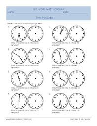 free telling time worksheets