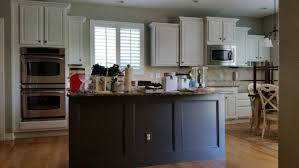 selecting a paint for refinishing kitchen cabinets page 2