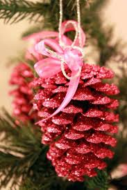 pine cone tree ornaments you can make simple and