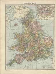 England Maps by Hipkiss U0027 Scans Of Old England Maps