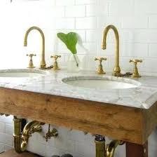 Brass Fixtures Bathroom Gold Bathroom Faucets Engem Me