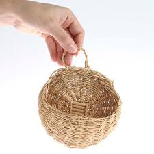 baskets for home decor small wall wicker basket baskets buckets boxes home decor in