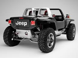ford jeep 2005 2005 jeep hurricane concept rear angle 1920x1440 wallpaper
