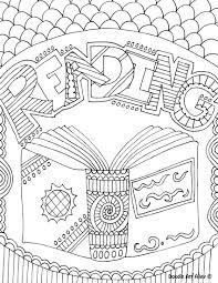 coloring book doodle art alley doodle art pinterest