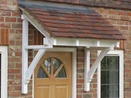 Awning Kits Front Door Portico Kits All Old Homes Door Awning Kit Schwep