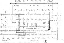 Floor Framing Plan Concrete Buildings Damaged In Earthquakes