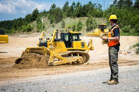 komatsu intros d155axi 8 rc its first remote control semi auto