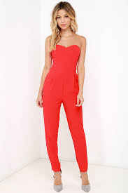 strapless jumpsuit black adelyn electric boogaloo black strapless jumpsuit where to