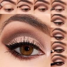lulus how to bridal eye makeup tutorial