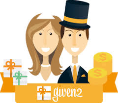 wedding money registry given2 online wedding registry money into your bank account