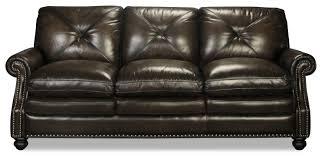 Leather Sofa Furniture Dunhill Leather Sofa Levin Furniture