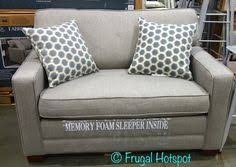 costco deal synergy home furnishings monica recliner synergy home fabric sofa chair ottoman set costco