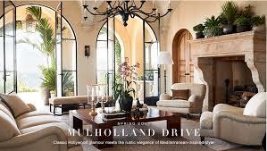 Ralph Lauren Home Design Homes ABC - Ralph lauren living room designs