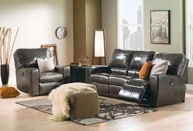 Palliser Palliser San Francisco Contemporary Power Reclining Sofa With