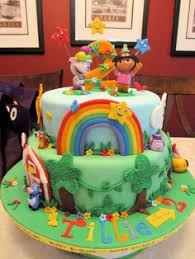 dora cake 1st birthday dora explorer cake children u0027s