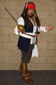 Halloween Jack Sparrow Costume Captain Jack Sparrow Costume Shoe String Budget