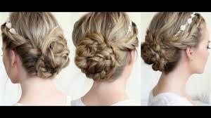 coiffure pour mariage invit coiffure pour mariage invité chignon