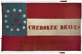 Civil War North Flag Native Americans In The Civil War U2013 Cowboys And Indians Magazine