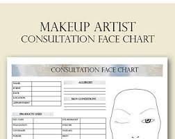 freelance makeup artist business card custom printable painter business card template makeup