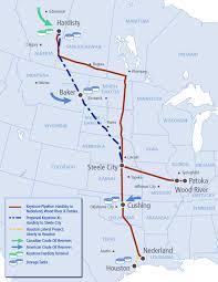 Keystone Map Transcanada Keystone Pipeline System Map Jpg National Observer
