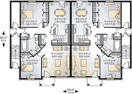 Multi Family Homes Floor Plans 94 Best House Plans Images On Pinterest House Floor Plans Small