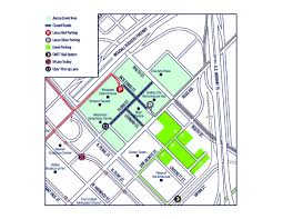 Dallas Dart Train Map by Prelude A Preview Of Aurora 2017 At The At U0026t Performing Arts