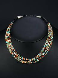 indian bead jewelry necklace images Santo domingo jpg