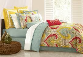 Moroccan Bedroom Design Contemporary Bedroom With Yellow Red Moroccan Comforter Set