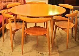 Danish Teak Dining Chairs Ideas  Prefab Homes - Danish teak dining room table and chairs