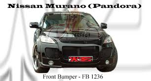 nissan murano body kit a perfect motor sport specialised in fibre glass moulding