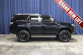 toyota 4runner lifted lifted 2016 toyota 4runner sr5 4x4 northwest motorsport